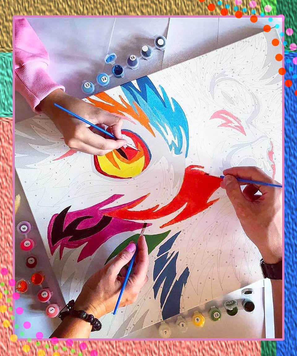 How To Make Massive Money Through Paint By Numbers Photo?