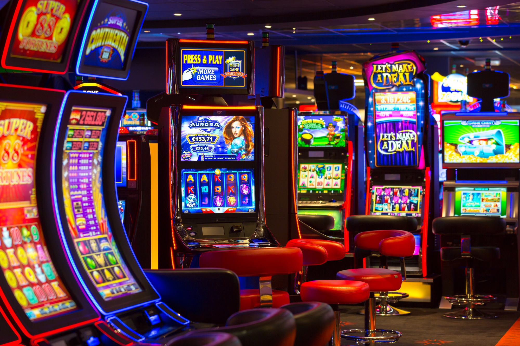 Know all about the Super Slots (ซุปเปอร์สล็อต) to be a pro