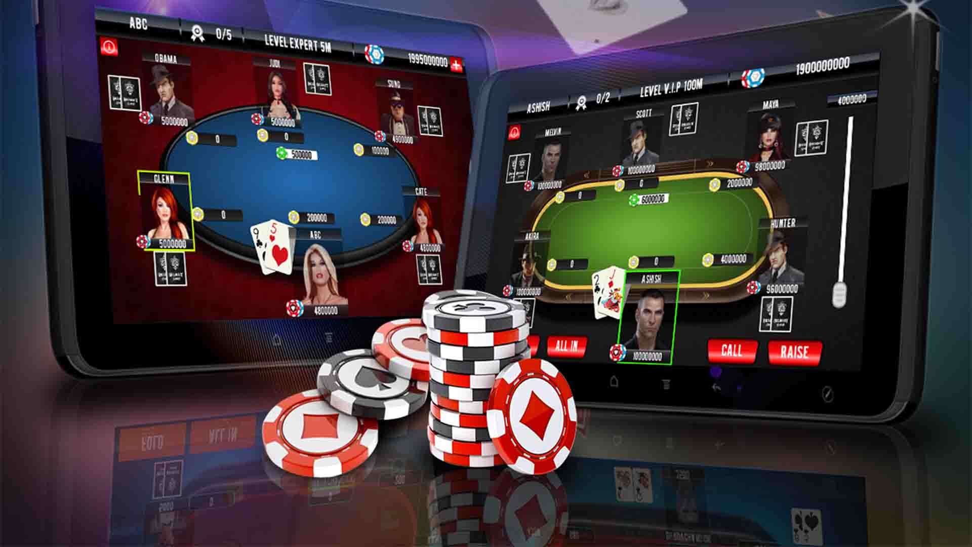 poker online: The Abode of Benefits