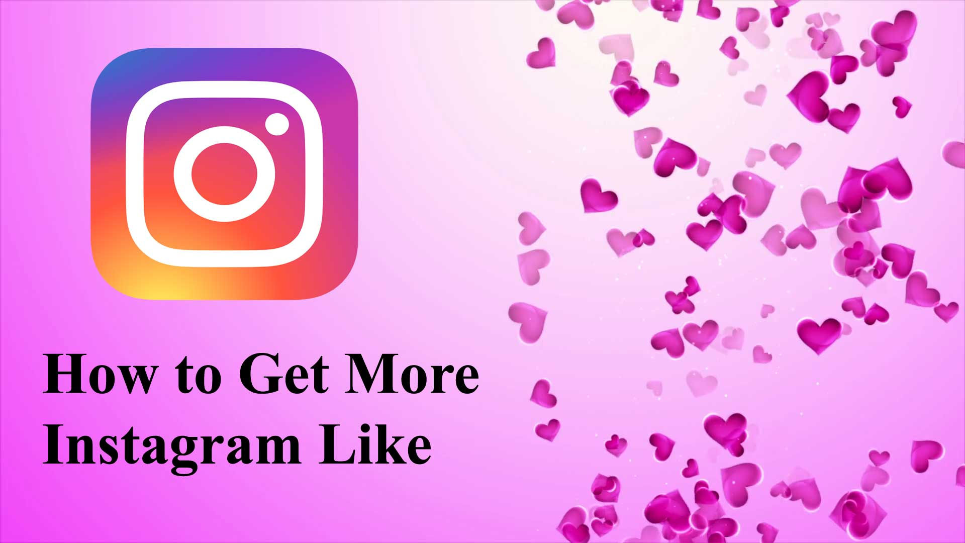 How do experts offer you instagram likes?