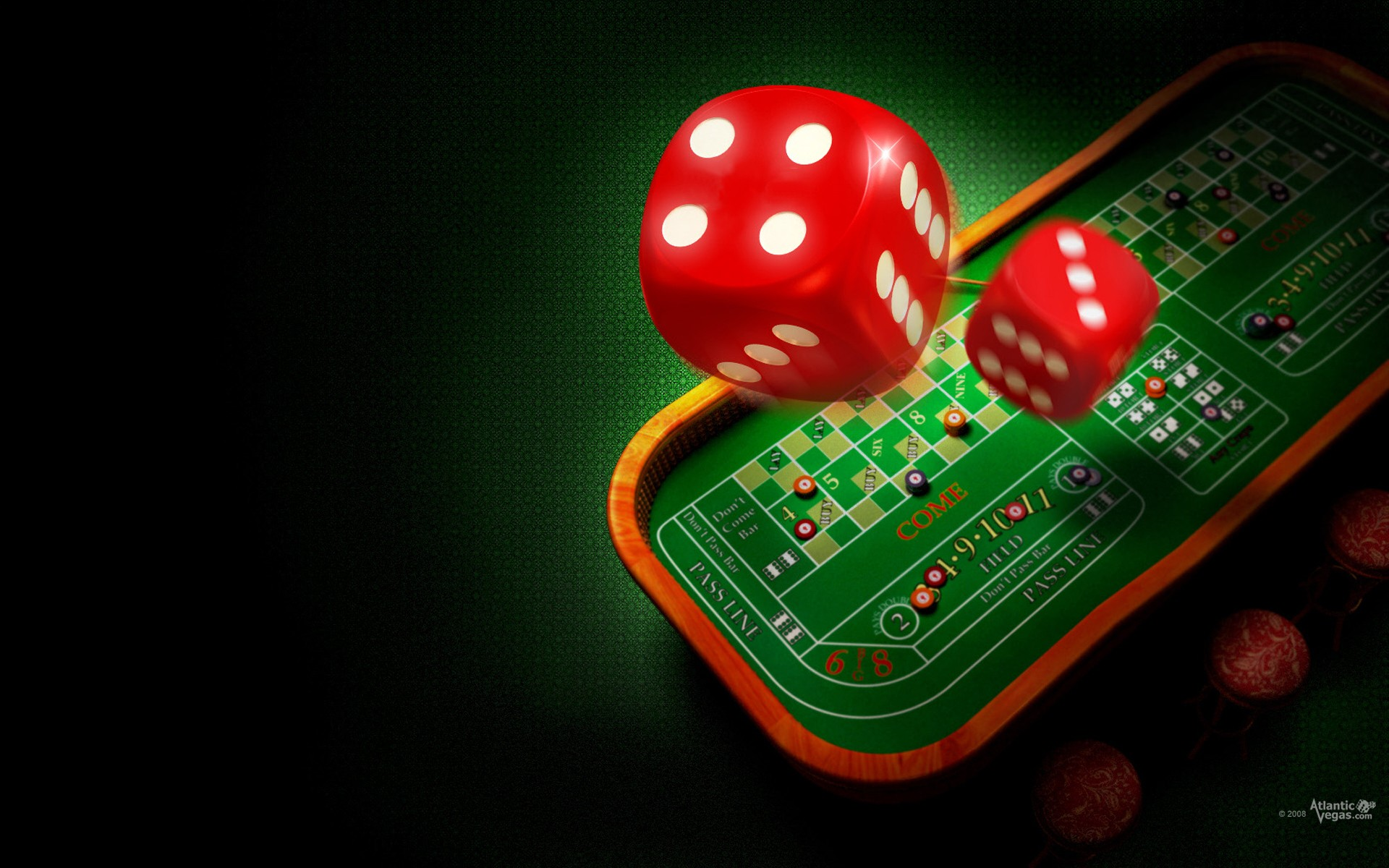 Reduce work stress is possible in a different place like the Casino Site