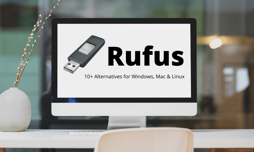 You can proceed to reinstall an operating system with Rufus